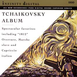 The Tchaikovsky Album 1995 The Georgian Festival Orchestra