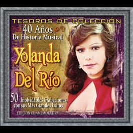 Tesoros De Colección - 40 Años de Historia Musical 2012 Yolanda Del Rio