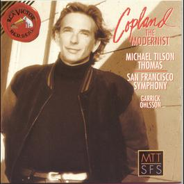 Copland: The Modernist 1996 Michael Tilson Thomas