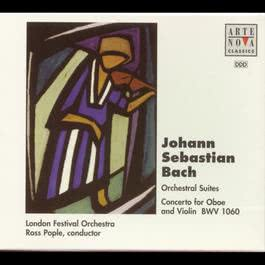 Bach: Orchestral Suites Vol. 2 No. 3,4BW1070 1995 Ross Pople