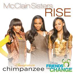 """Rise (Feat. McClain Sisters) [From Disneynature's """"Chimpanzee""""] 2012 Disney Friends for Change"""
