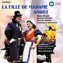 Lecocq - La Fille De Madame Angot 2003 Jean Doussard