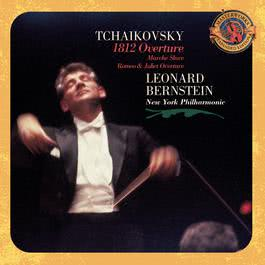 Tchaikovsky: 1812 Overture; Marche Slave; Romeo and Juliet; Capriccio Italien; Hamlet [Expanded Edition] 2004 Leonard Bernstein