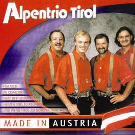 Made in Austria 2001 Alpentrio Tirol