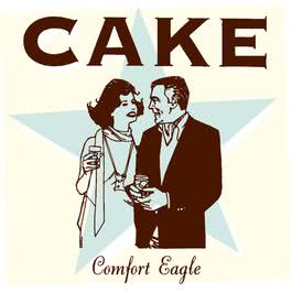 Comfort Eagle 2001 Cake