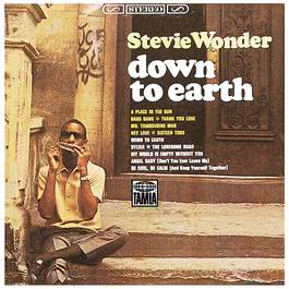 Down To Earth 1966 Stevie Wonder