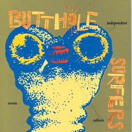 Independent Worm Saloon 1993 Butthole Surfers