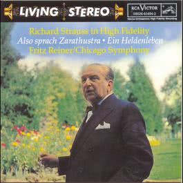 Richard Strauss In High Fidelity 1993 Fritz Reiner