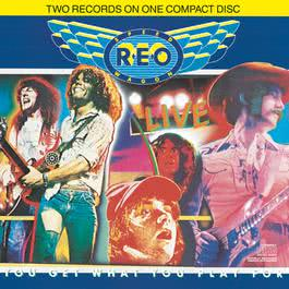 Live You Get What You Play For 1993 REO Speedwagon