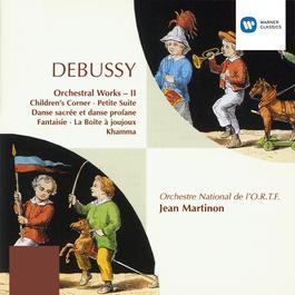 Debussy: Orchestral Works II 2005 Jean Martinon