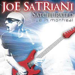 Satchurated: Live In Montreal 2014 Joe Satriani