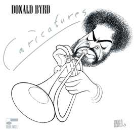Caricatures 1976 Donald Byrd