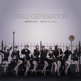 Mr.Taxi / Run Devil Run 2011 Girls' Generation