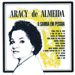 O Samba Em Pessoa 2010 Aracy de Almeida