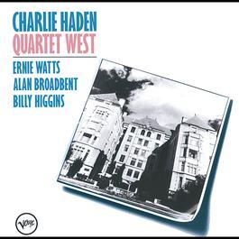 Quartet West 1987 Charlie Haden