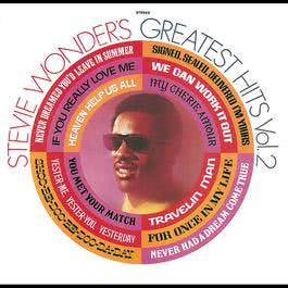 Stevie Wonder's Greatest Hits, Vol.2 2002 Stevie Wonder
