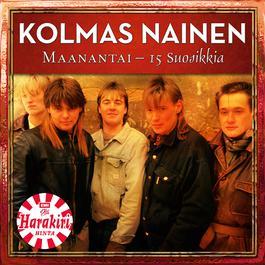 Maanantai - 15 Suosikkia 2011 Kolmas Nainen