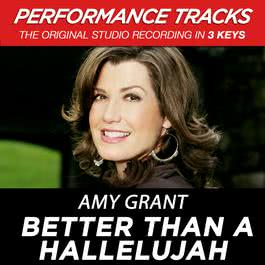 Better Than A Hallelujah 2010 Amy Grant