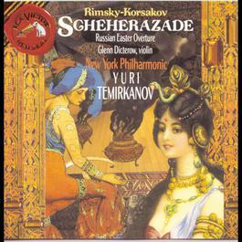 Scheherazade/Russian Easter Overture 1993 Yuri Temirkanov