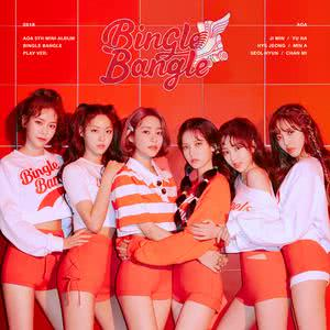 5th mini album BINGLE BANGLE