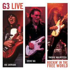 G3 Live:  Rockin' in the Free World 2003 G3
