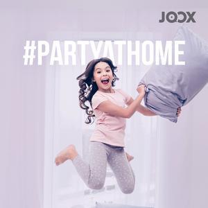 #PartyAtHome la!