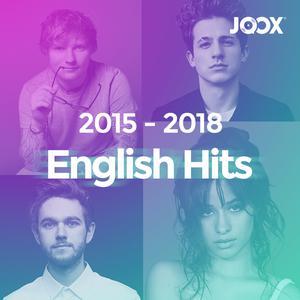 English Hits 2015-2018