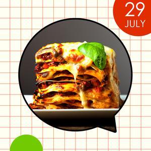 Lasagna Day