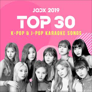 JOOX 2019 Top 30 Korean & Japanese Karaoke Songs