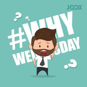 #WhyWednesday