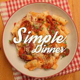 Simple Dinner