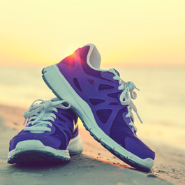 Jog With The Beat