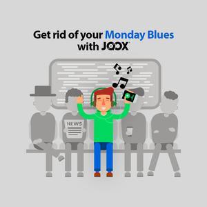 Bye Bye, Monday Blues!