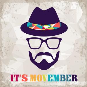It's Movember!