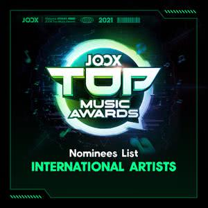 JMA Mid Year 2021: International Artist Nominees