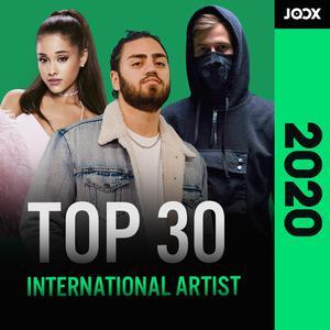 JOOX 2020: Top 30 International Artist