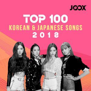 JOOX 2018 Top 100 Korean & Japanese Songs