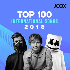 JOOX 2018 Top 100 International Songs