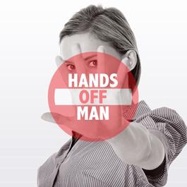 Hands Off Man