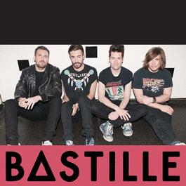 Bastille Live 2015