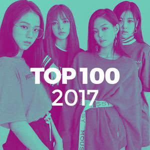 2017 TOP 100 K-POP Hits