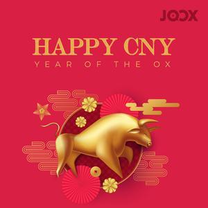 Happy CNY: Year of the Ox