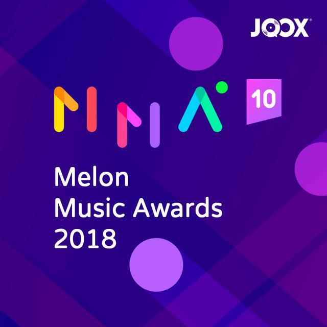 Melon Music Awards 2018 - Playlist by JOOX
