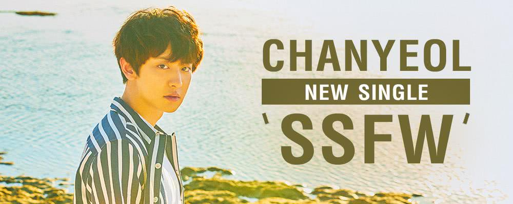Single : SSFW - CHANYEOL (S!)