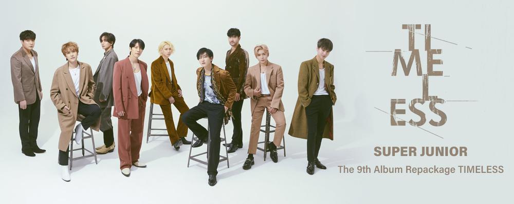 Album : TIMELESS - Super Junior