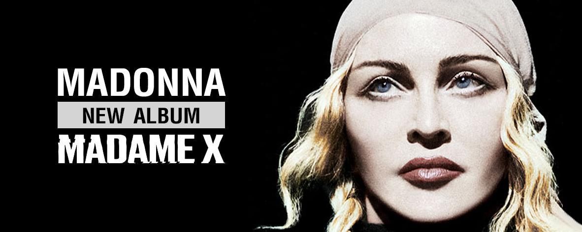 อัลบั้มเพลง Album : Madame X - Madonna