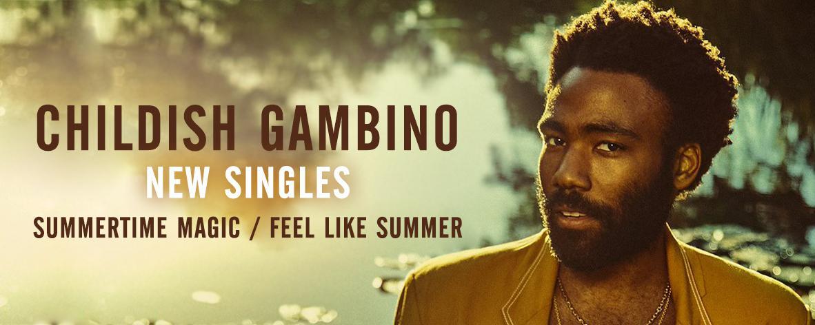 อัลบั้มเพลง Album : Summer Pack - Childish Gambino