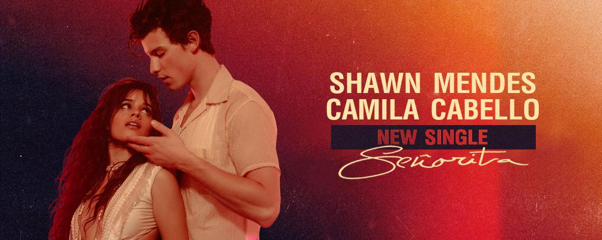 อัลบั้มเพลง Single : Señorita - Shawn Mendes X Camila Cabello