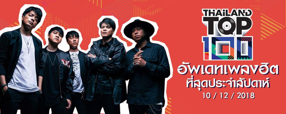 Thailand Top 100 10 December (S!)