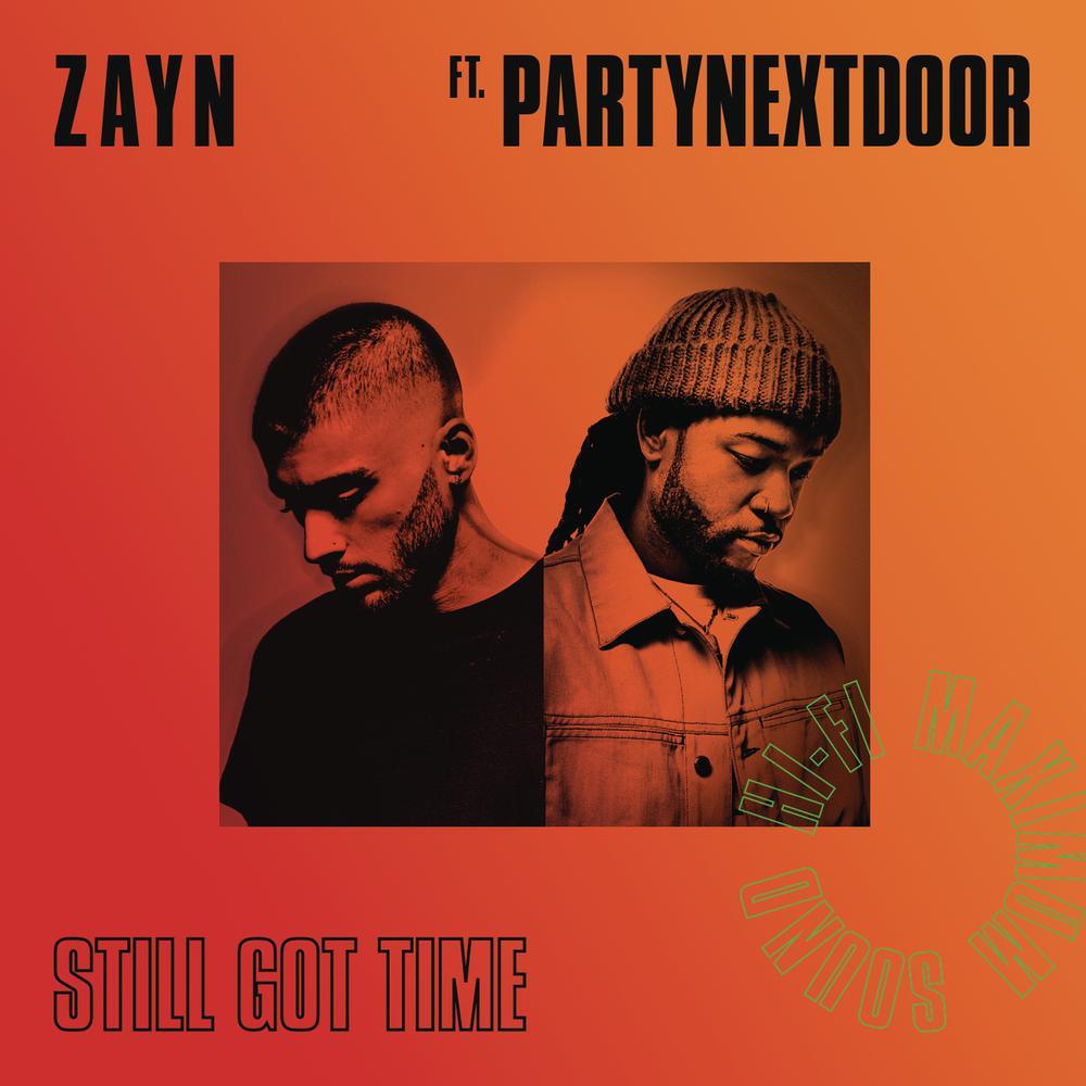 ฟังเพลงอัลบั้ม Still Got Time